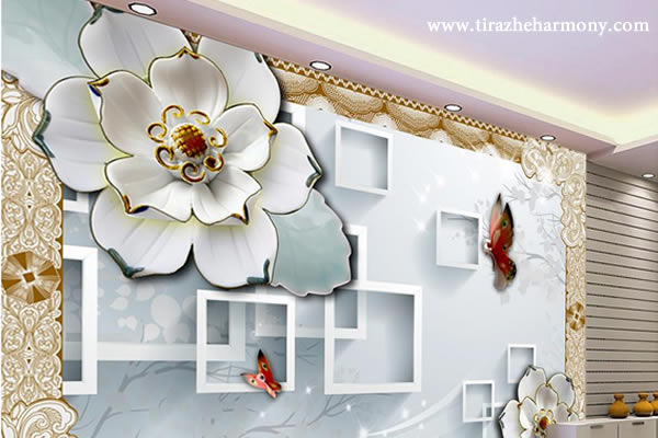 کاغذ دیواری ایرانی