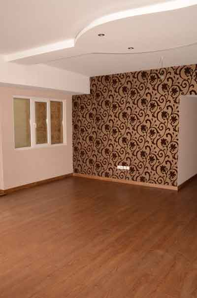 تاثیر کاغذ دیواری بر فضای خانه